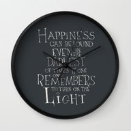 Harry Potter - Albus Dum… Wall Clock