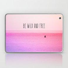 Wild and Free Laptop & iPad Skin