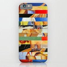 Glitch Pin-Up: Jessica Slim Case iPhone 6s