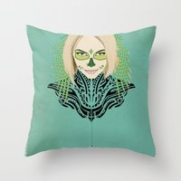 Teya Throw Pillow