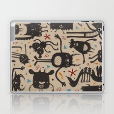 Topsy Turvy - Light Laptop & iPad Skin