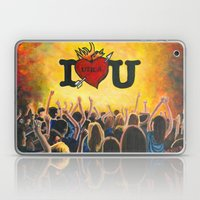Utica Music And Arts Fes… Laptop & iPad Skin