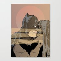 Gotham By Sunrise Canvas Print