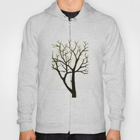 WHITE TREE Hoody