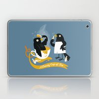 A Lovely Cup Of Tea Laptop & iPad Skin