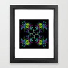 _X_  Framed Art Print