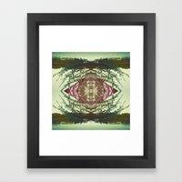 Ibirapoeira Framed Art Print