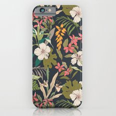 tropical flower Slim Case iPhone 6s