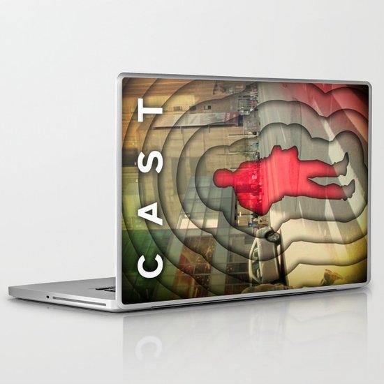 cast Laptop & iPad Skin