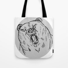 Burr Tote Bag