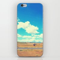 California Central Valle… iPhone & iPod Skin