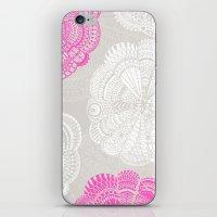 Doodle Doiley iPhone & iPod Skin