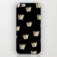 Crown Pattern iPhone & iPod Skin