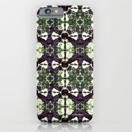 iPhone & iPod Case featuring Eggplant Bloom by Vikki Salmela