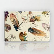 Summer Cicadas Laptop & iPad Skin