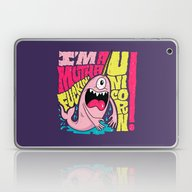UNICORN! Laptop & iPad Skin