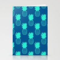 Ananas Stationery Cards