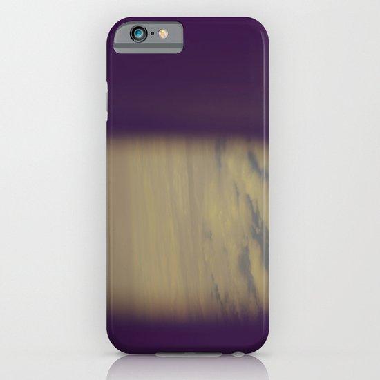No Regrets (Vintage Color) iPhone & iPod Case