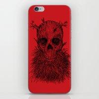The Lumbermancer iPhone & iPod Skin