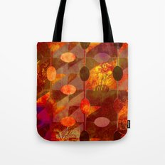 Scorched Earth. Tote Bag