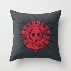 Mars Throw Pillow