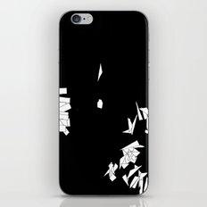 Fragmentation 2 iPhone & iPod Skin