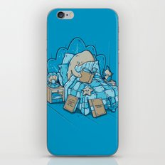 LATE NIGHT READINGS iPhone & iPod Skin