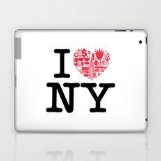 I everything NY Laptop & iPad Skin