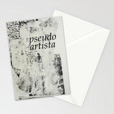 PSEUDOARTISTA Stationery Cards