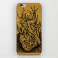 Nice Demon iPhone & iPod Skin