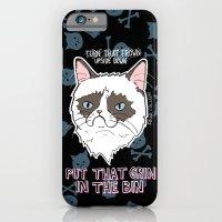 Grumpy Cat iPhone 6 Slim Case