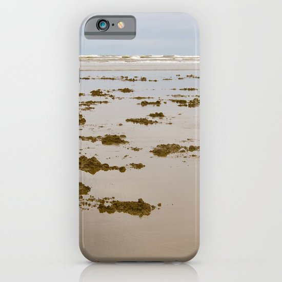 In Search of Razor Clams iPhone & iPod Case