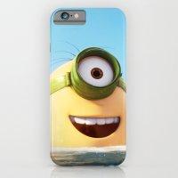 MINION LIFE: HAPPY DAY! iPhone 6 Slim Case