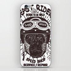 Beast Rider iPhone & iPod Skin