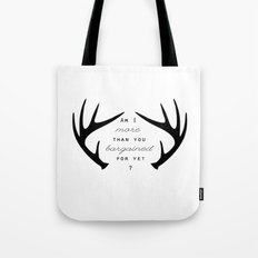 Sugar we're going down Tote Bag