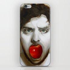 The Caterpillar/Adam's Apple iPhone & iPod Skin