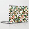 Bird houses Laptop & iPad Skin