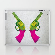 Play Guns Laptop & iPad Skin