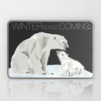 winter is not coming Laptop & iPad Skin