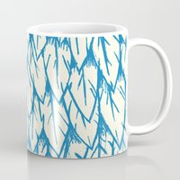Feathered Fringe Mug