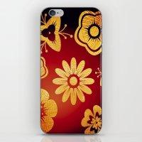 Mi Flor iPhone & iPod Skin