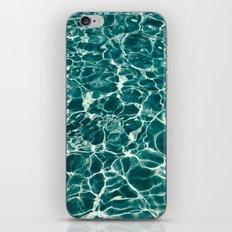 Pool Water iPhone & iPod Skin