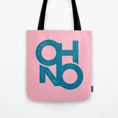 OH NO Tote Bag