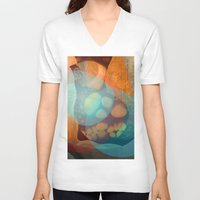 the abstract dream 21 Unisex V-Neck