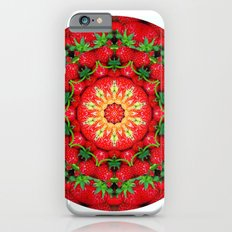 Strawberry season mandala k3 1158 Slim Case iPhone 6s