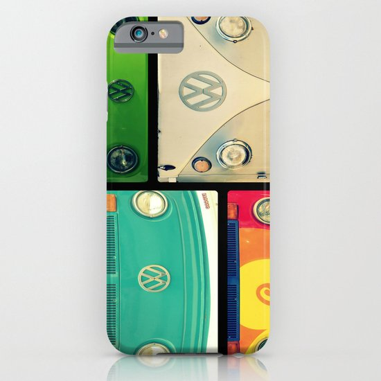 VW Collage iPhone & iPod Case