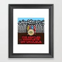 Sgt. Pepper's Lonely Hea… Framed Art Print
