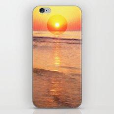 Sunrise Over Ocean iPhone & iPod Skin