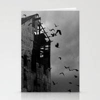 Ghosts Of Industry Stationery Cards