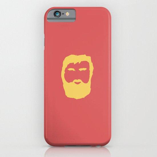 The Beard iPhone & iPod Case